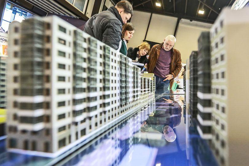 Проект строительства жилого комплекса