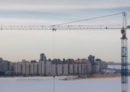 Статистика Комитета по строительству Петербурга: февраль-март 2013 года