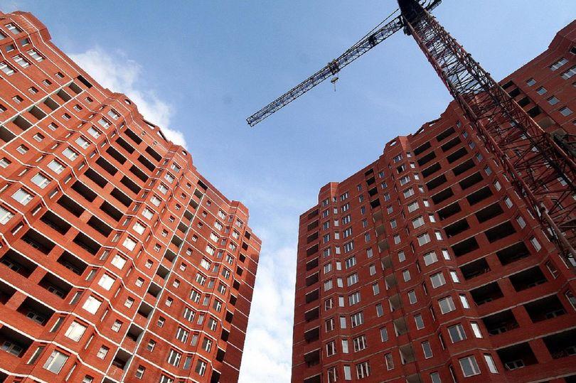 Статистика по вводу жилья в Петербурге за январь 2016 года