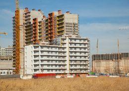 Статистика Комитета по строительству Петербурга: ввод за апрель 2014 года