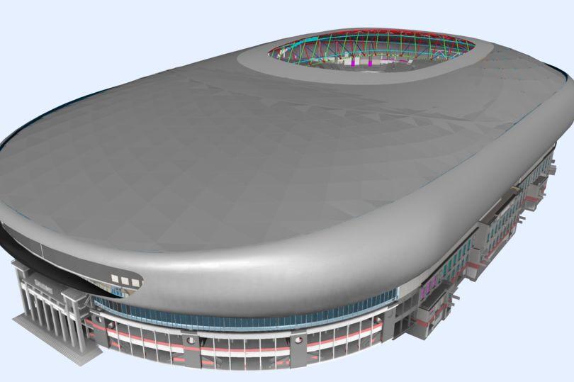 BIM-технологии помогли AECOM спроектировать реконструкцию стадиона «Динамо» в Москве