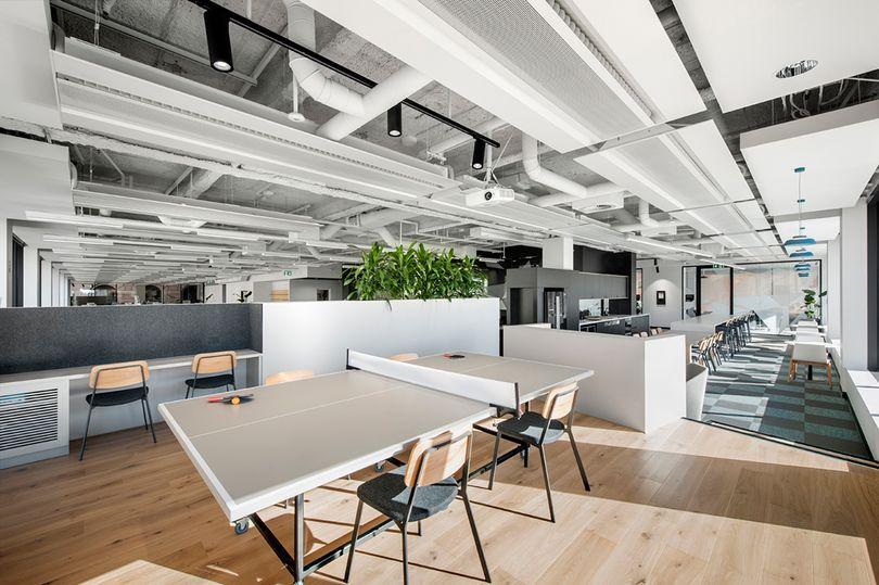 Гибкое офисное пространство