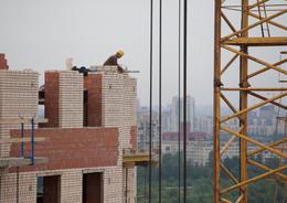 Комитет по строительству отчитался о вводе жилья в апреле