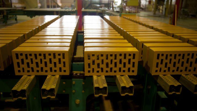 Производство кирпичей
