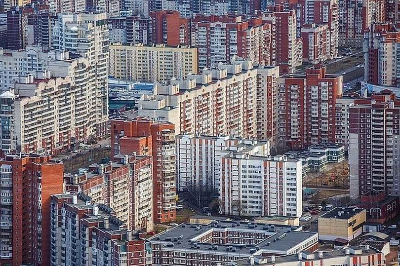 Первичный рынок жилья Петербурга