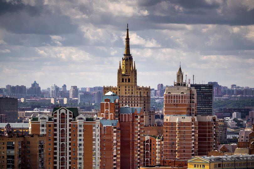 Центральный округ Москвы