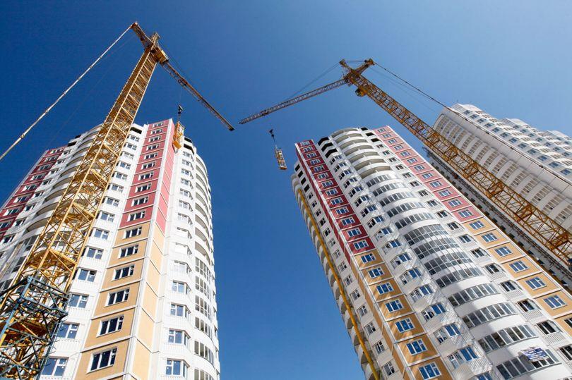 Первичный рынок жилья Москвы