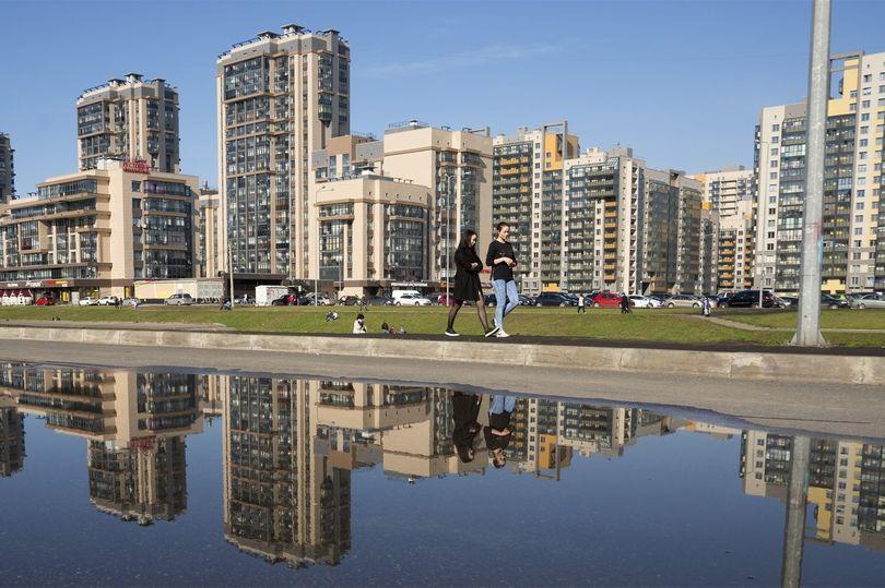 Рынок недвижимости Санкт-Петербурга