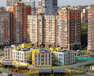 Предложение квартир в Новой Москве увеличилось за месяц на 26,7%