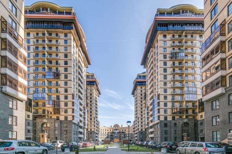 Жилая недвижимость Петербурга