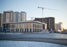 Статистика Комитета по строительству Петербурга: ноябрь 2013 года