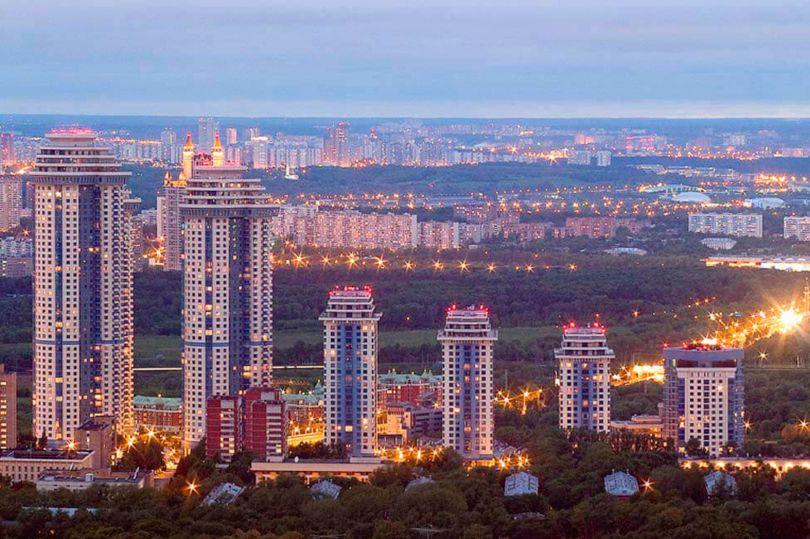 Новостройки Москвы