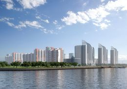 Девелопмент прибрежных территорий: петербургские реалии и европейский опыт