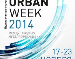 URBAN WEEK 2014