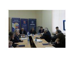 Заседание президиума Союза: приняты решения о президенте ССОО, регламенте съезда, Дне строителя, решен ряд рабочих вопросов