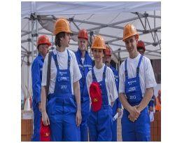 26 и 27 мая в Петербурге пройдет V-ый юбилейный конкурс профессионального мастерства «Лучший каменщик - 2015»