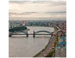 Конференция «Есть ли жизнь на Охте: комплексное развитие территорий в Красногвардейском районе Петербурга»