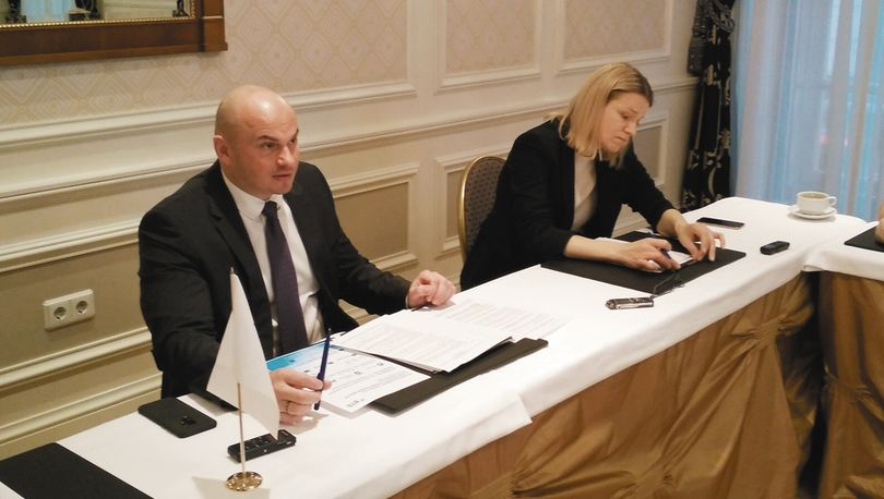 пресс-конференция ВТБ