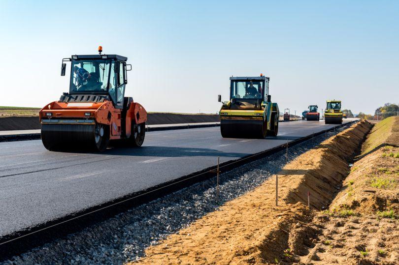 Дорожно-строительная отрасль