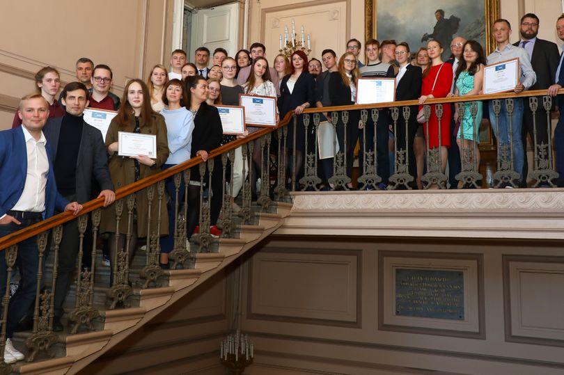 Торжественная церемония награждения победителей Первого Всероссийского конкурса BIMSkills