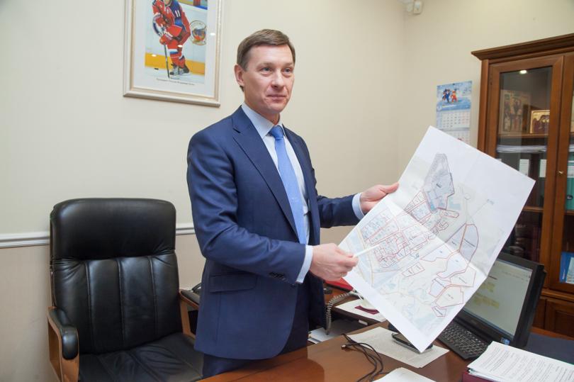 Михаил Москвин: План по вводу жилья выполнен на 110%