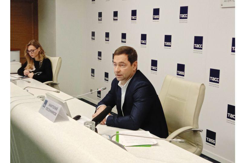 Пресс-конференция Сбербанка