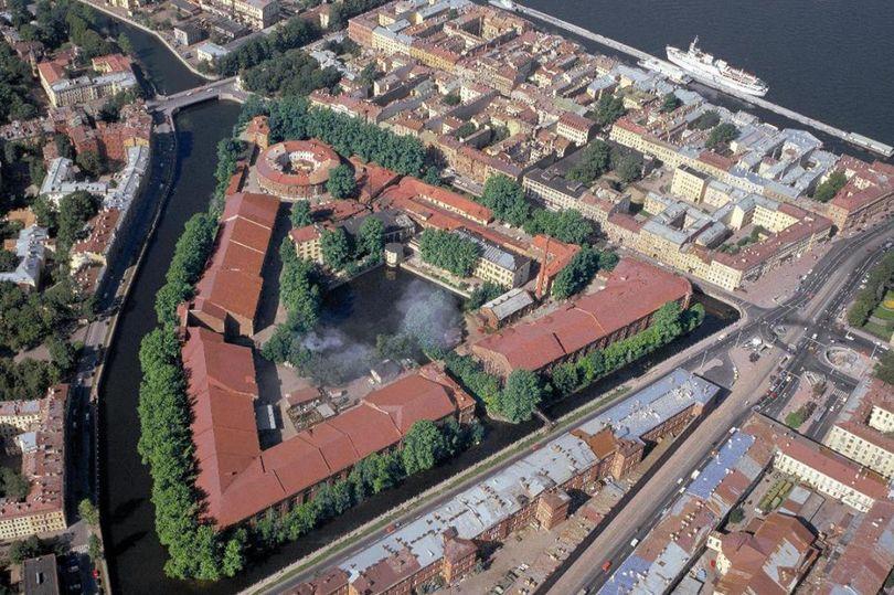 Исторический центр Петербурга