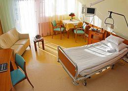 Больница по новой схеме