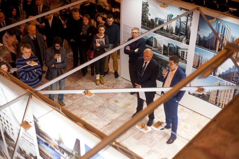 Биеннале Архитектура Петербурга 2019