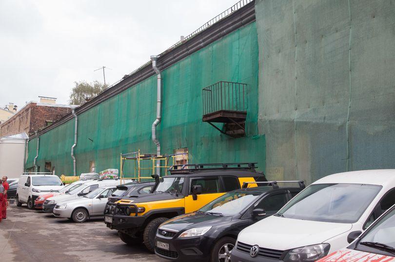 Гороховая ул., 49А