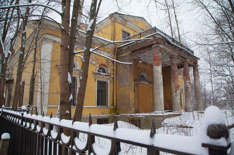 Усадьба Орловой-Денисовой