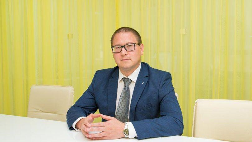 Коммерческий директор «Унистроя» Искандер Юсупов