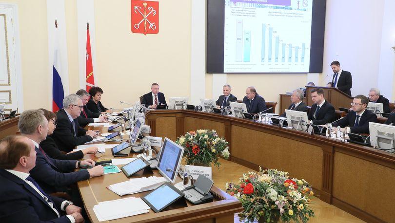 заседание правительства 310119