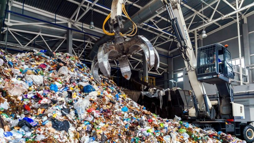 завод мусорный