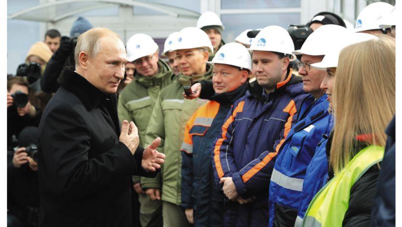 Торжественное открытие скоростной платной автомагистрали М-11 между Москвой и Санкт-Петербургом
