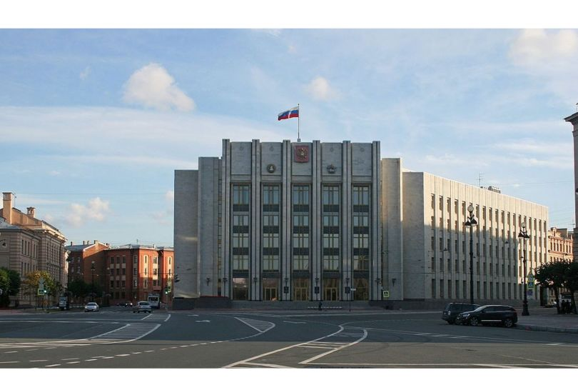 Здание Правительства Ленобласти