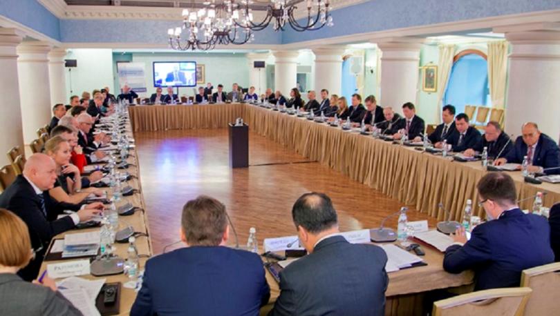 Заседание Международного технического комитета ISO/TC 289