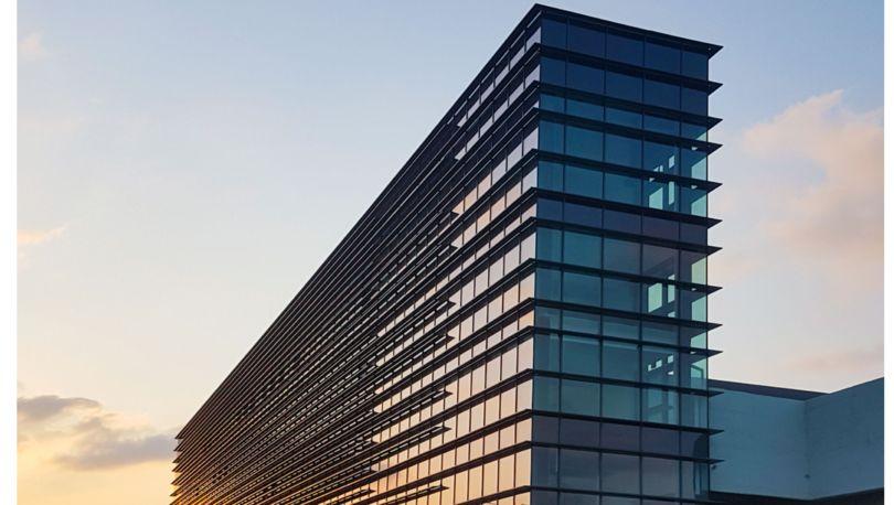 Индустриальный парк Zeev Shalom Center, расположенный в региональном совете Эмек-Хефер