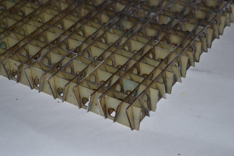 В СПбПУ изобрели новую систему армирования бетонных строительных конструкций