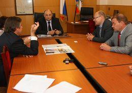 Новгород делает ставку на проектное финансирование