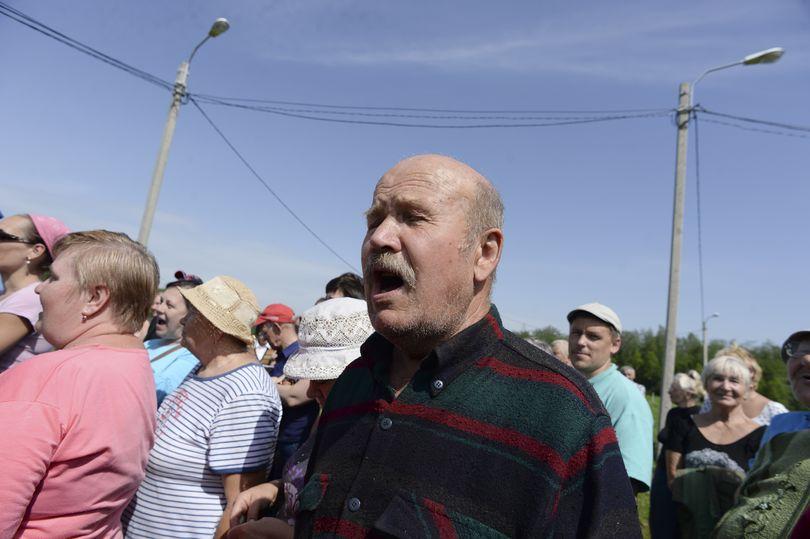 Бунт в садоводстве Пупышево