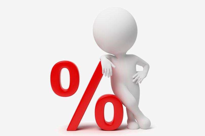 Значок процента