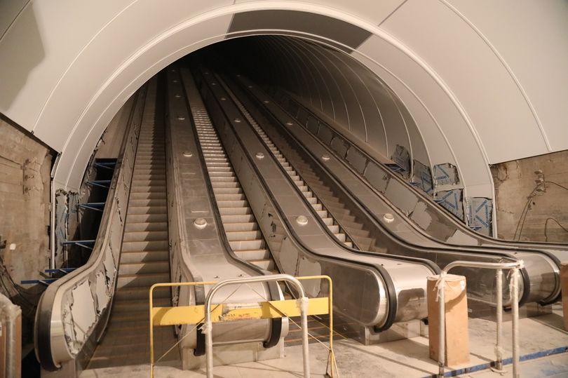 Строительство метро в Петербурге