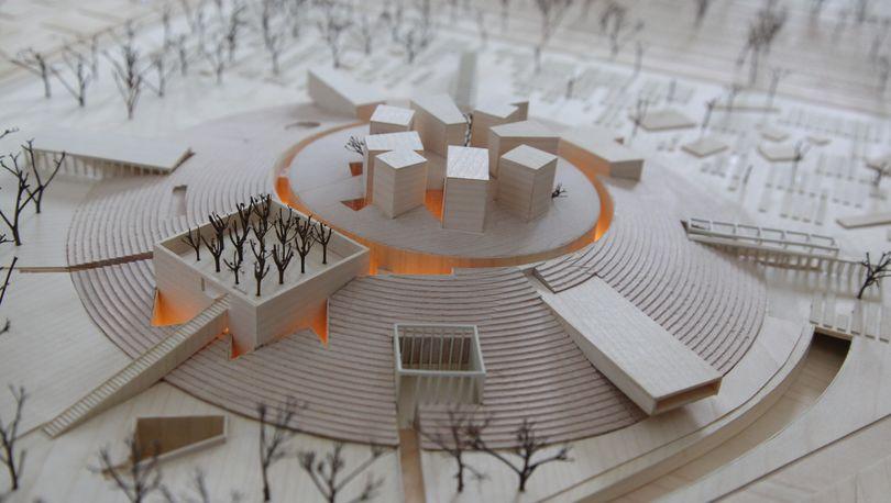 Проект Музея блокады