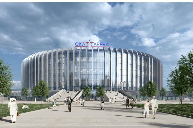 Спортивный комплекс «СКА Арена»