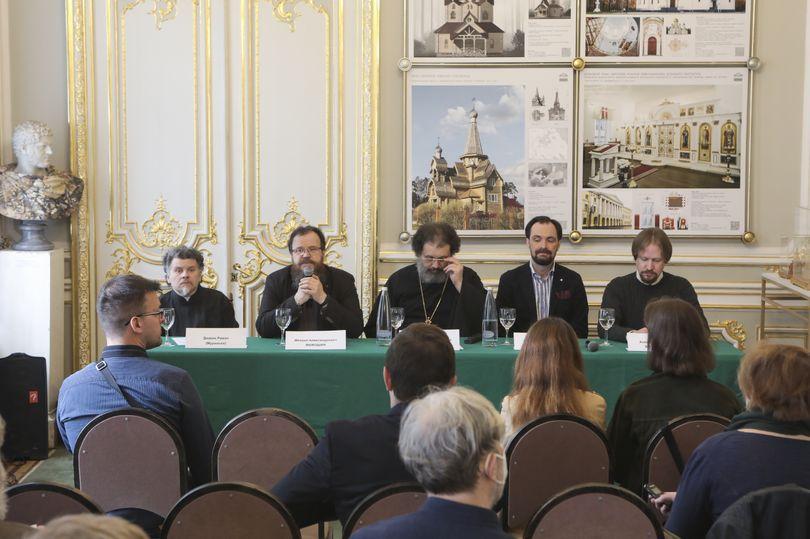 III региональная выставка «Современное церковное зодчество: Санкт-Петербург»