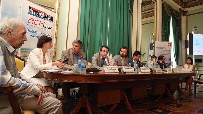 Эксперты обсудили влияние фундаментальных проектов Петербурга на развитие примыкающих территорий