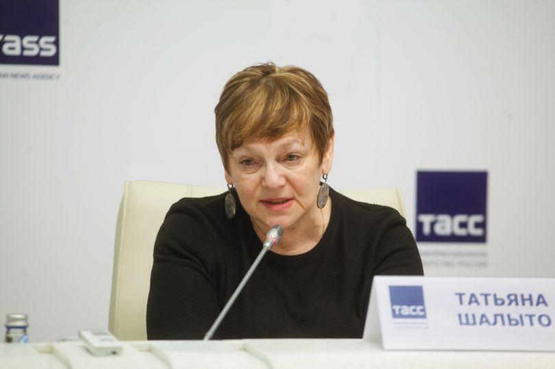 Татьяна Шалыто