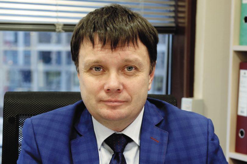 Евгений Гельгорн