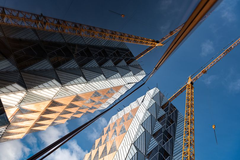 Высотное строительство